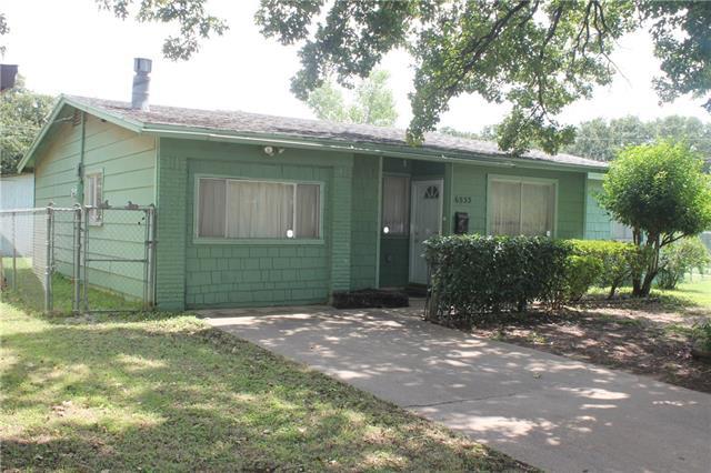 Photo of 6533 Truman  Fort Worth  TX