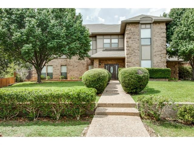 Photo of 8801 Rolling Springs Court  Fort Worth  TX