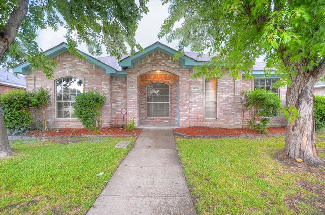 Photo of 2800 Hidden Springs Drive  Mesquite  TX