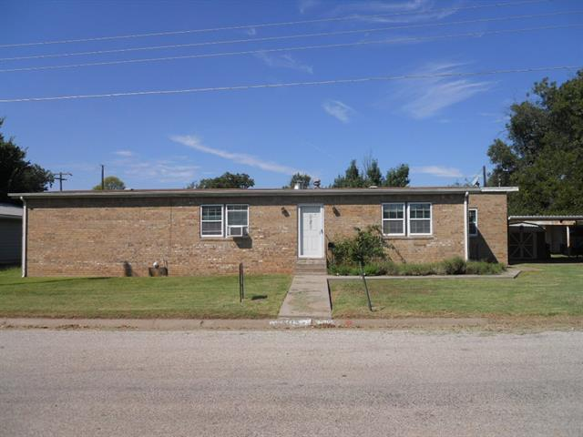 Photo of 405 N Avenue E  Olney  TX