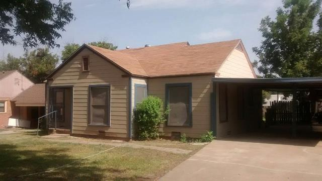 Photo of 207 Hollywood Street  Coleman  TX