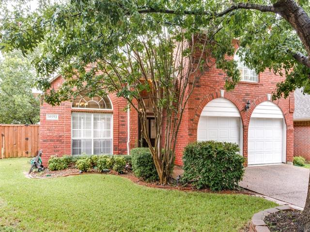 Photo of 14592 Waterview Circle  Addison  TX
