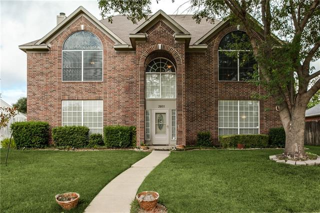 Photo of 3801 Catalina Street  Rowlett  TX