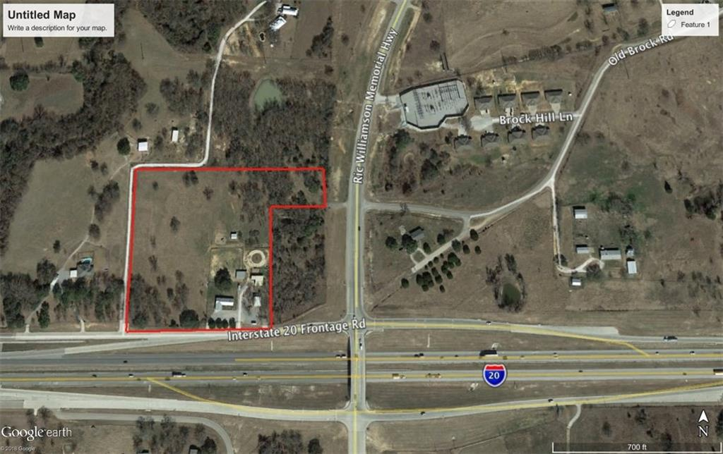 Image of  for Sale near Weatherford, Texas, in Parker County: 10.98 acres
