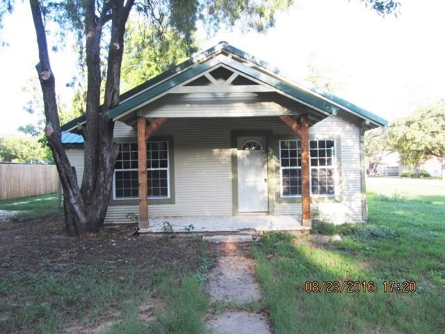 Photo of 311 S Mayben Street  Rising Star  TX