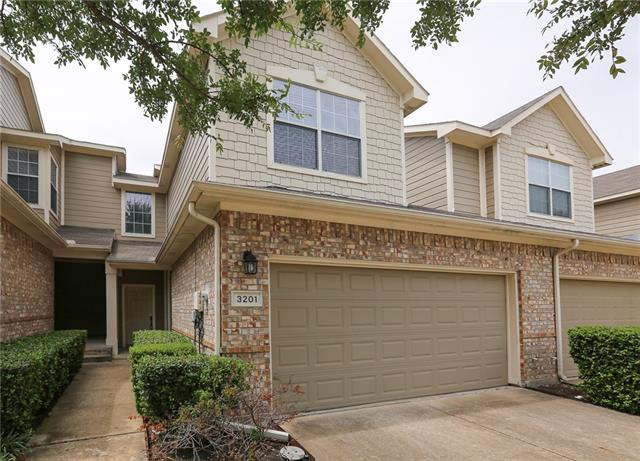 Townhome property for sale at 3201 Bonsai Drive, West Plano Texas 75093