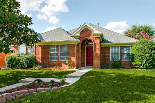 Single Story property for sale at 4217 Pinewood Drive, West Plano Texas 75093