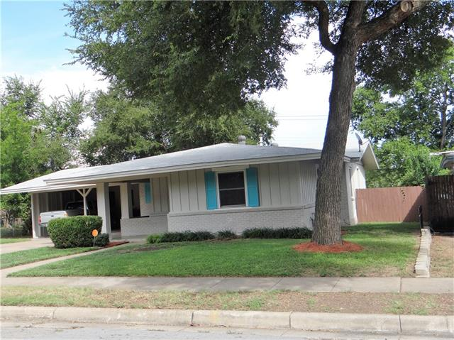 Photo of 4105 Bonnie Drive  Fort Worth  TX