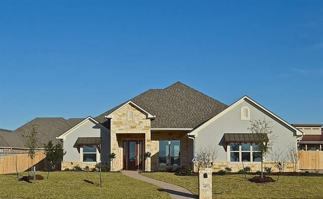 Photo of 607 Sienna Bend  Mc Gregor  TX