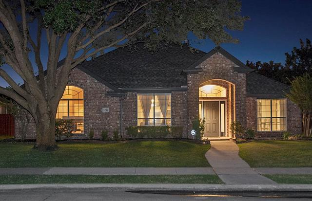 Photo of 3212 Timber Brook Drive  Plano  TX