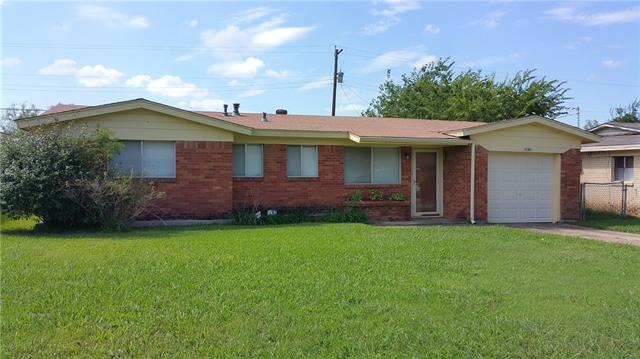 Photo of 1808 SE 21st Street  Mineral Wells  TX