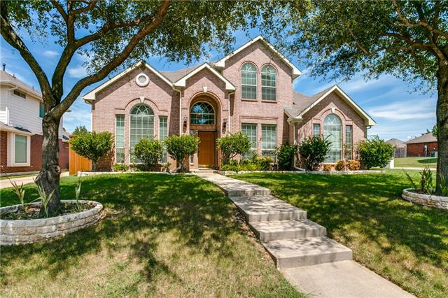 Photo of 3337 Timber Brook Drive  Plano  TX