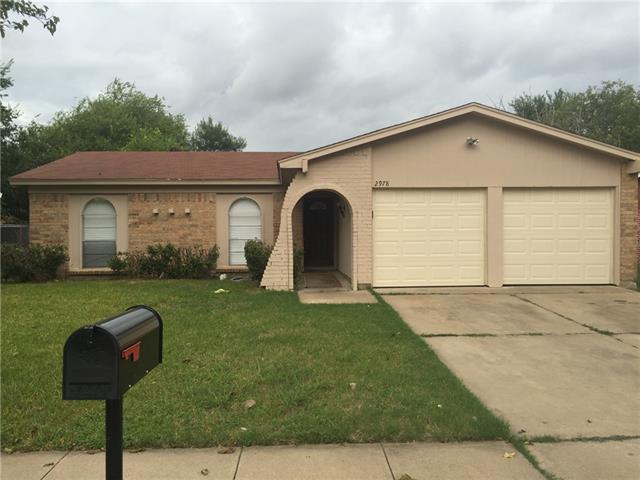 Photo of 2978 Lana Circle  Fort Worth  TX