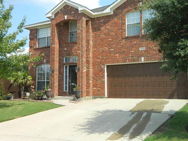 Photo of 8225 Bedrock Drive  Fort Worth  TX