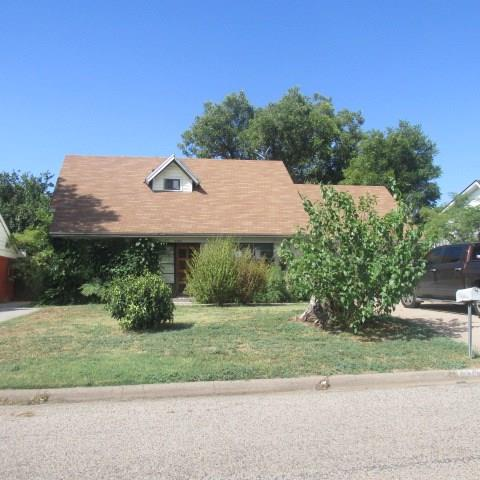 5209 Llano St, Abilene, TX 79605