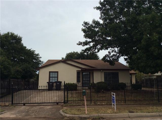 Photo of 3844 Longmeadow Way  Fort Worth  TX