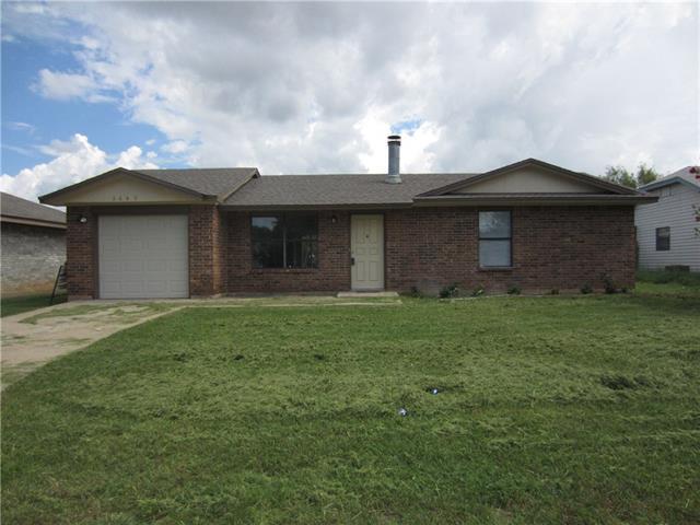 Photo of 3649 Georgetown Drive  Abilene  TX