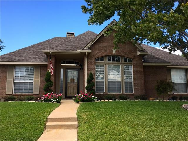 Photo of 8410 Hidden Spring Drive  Frisco  TX