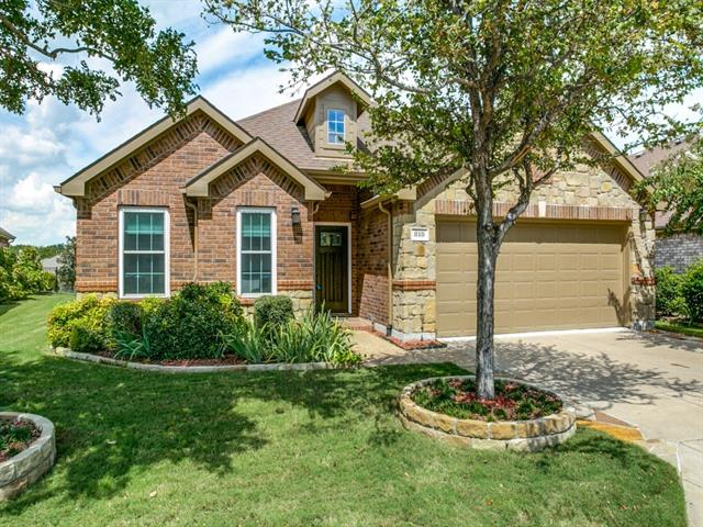 Photo of 818 Mustang Drive  Fairview  TX