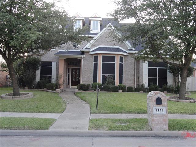 3325 Fallbrook Dr, Sunnyvale, TX 75182