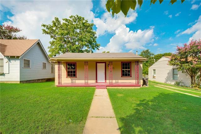 Photo of 2916 Ryan Avenue  Fort Worth  TX