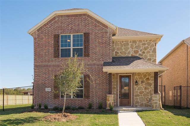 Photo of 216 Post View Drive  Aledo  TX
