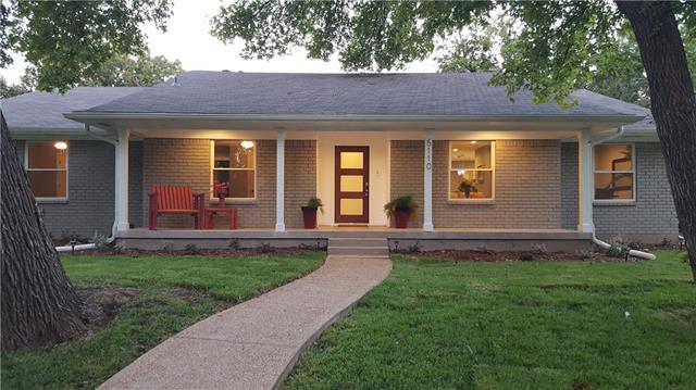 Photo of 5110 Ashbrook Road  Dallas  TX