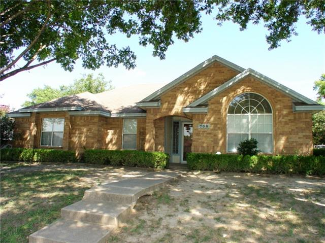 Photo of 708 Andalusia Trail  DeSoto  TX