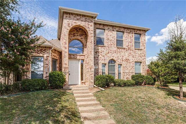 Photo of 7606 Blossom Lane  Frisco  TX