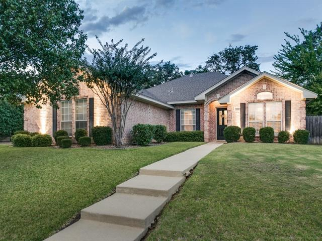 Photo of 1251 Elmbrook Drive  Kennedale  TX