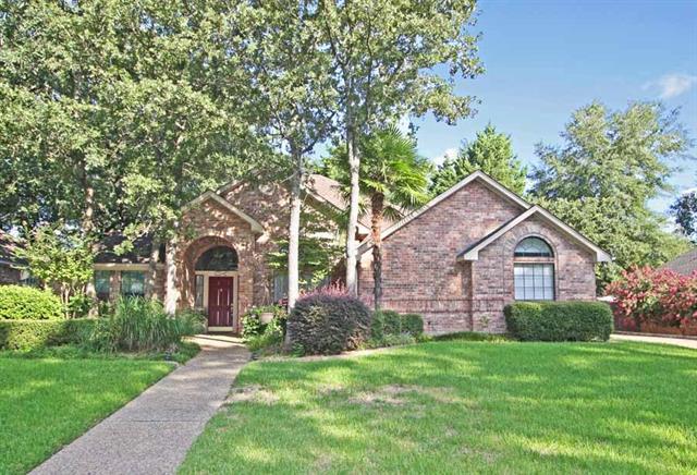 Photo of 3410 Pebblebrook Drive  Tyler  TX