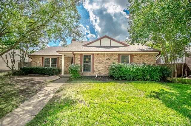 Photo of 1306 Clearview Drive  Allen  TX