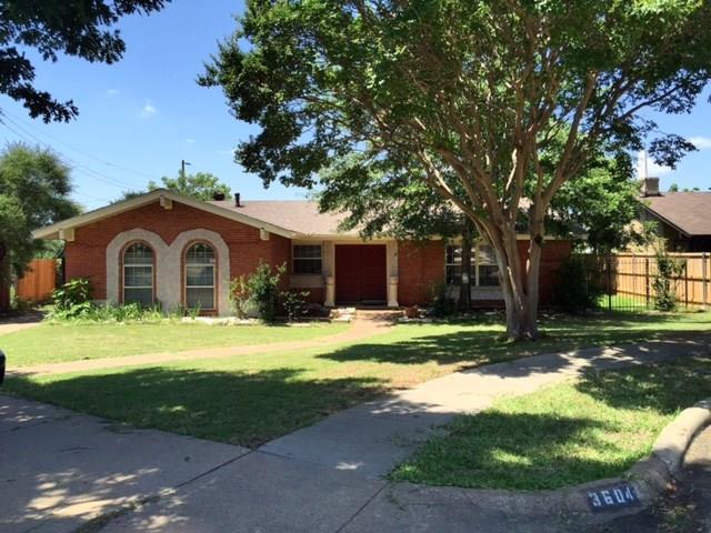 Photo of 3604 Encanto Circle  Irving  TX
