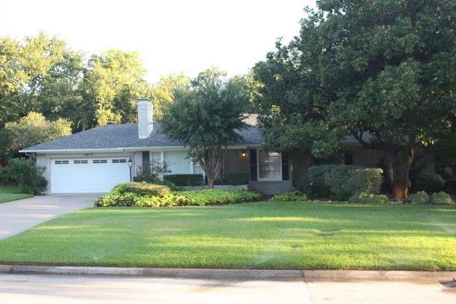 Photo of 6815 Brookshire Drive  Dallas  TX