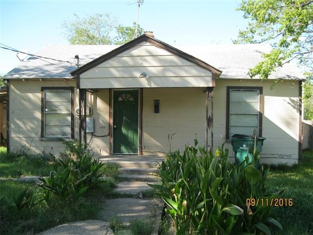 Photo of 810 Oneal Street  Greenville  TX