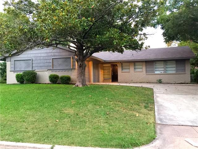 Photo of 5509 Winifred Drive  Fort Worth  TX