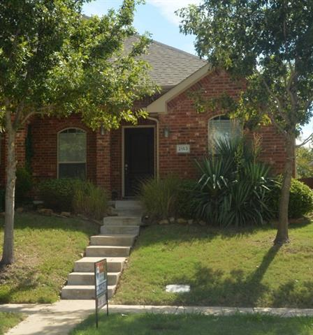 Photo of 2153 Colby Lane  Wylie  TX