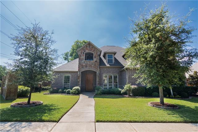 Photo of 2720 Woodson Circle  Bedford  TX