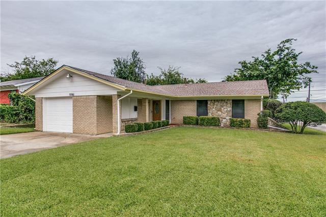 Photo of 5561 MacArthur Drive  Fort Worth  TX