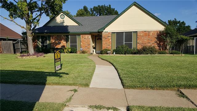 Photo of 3618 Flagstone Avenue  Rowlett  TX