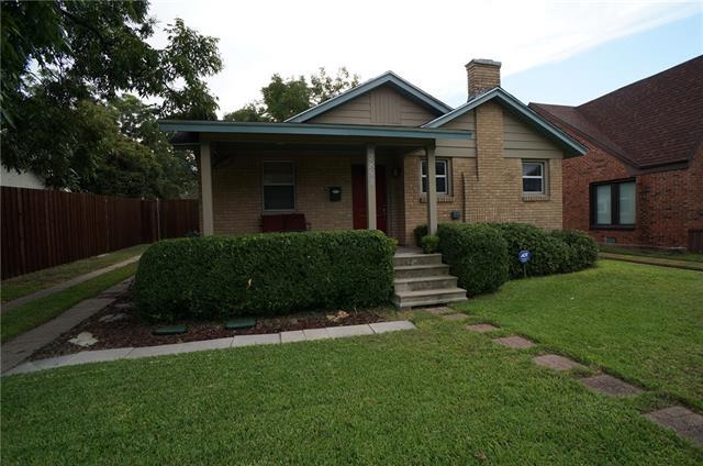 Photo of 2852 Alden Avenue  Dallas  TX
