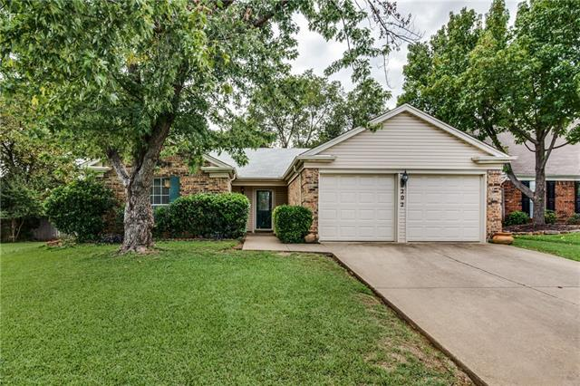 Photo of 202 Wildbriar Street  Euless  TX