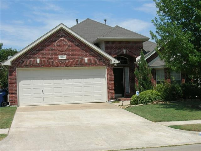 7706 Vista Creek Lane, Sachse in Collin County, TX 75048 Home for Sale