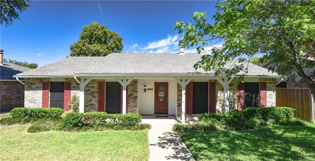 Photo of 4908 Watkins Drive  The Colony  TX