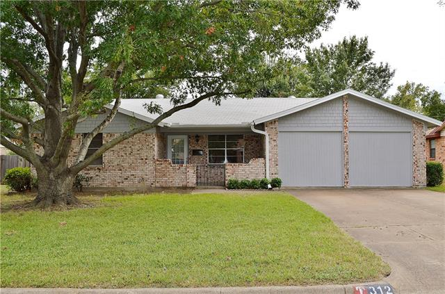 Photo of 312 E Bovell Street  Crowley  TX