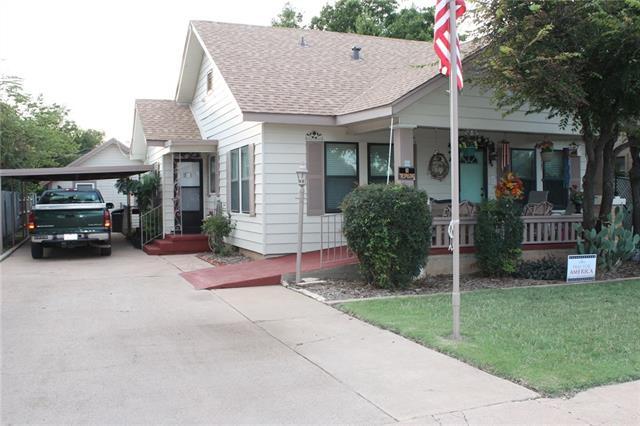 Photo of 1026 Cedar Street  Abilene  TX