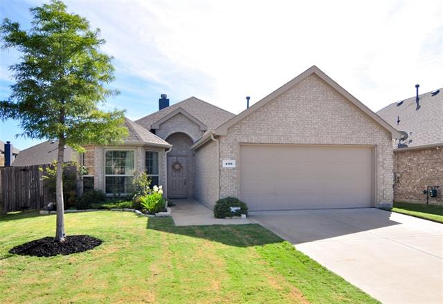 Photo of 409 Roger Graves Circle  McKinney  TX