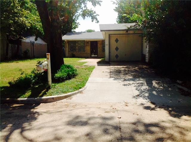 Photo of 1411 La Fonda Circle  Seagoville  TX