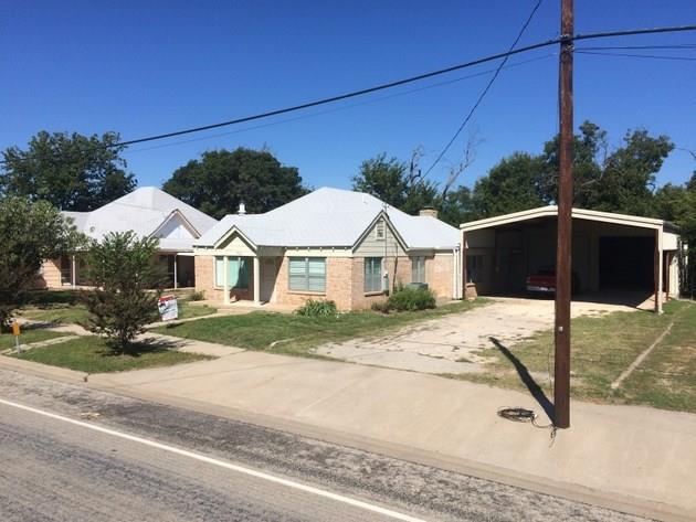 702 W Walnut Street Coleman, TX 76834