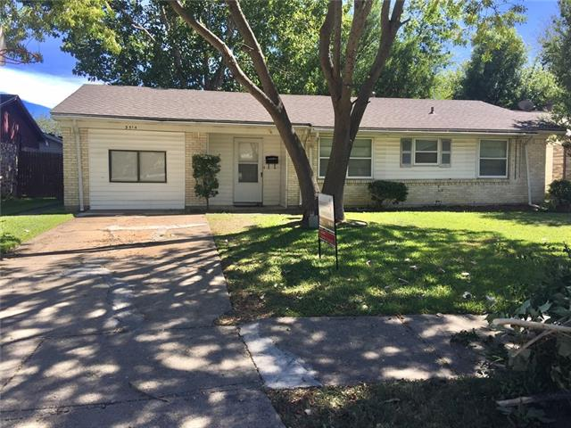 Photo of 3514 Palm Drive  Mesquite  TX